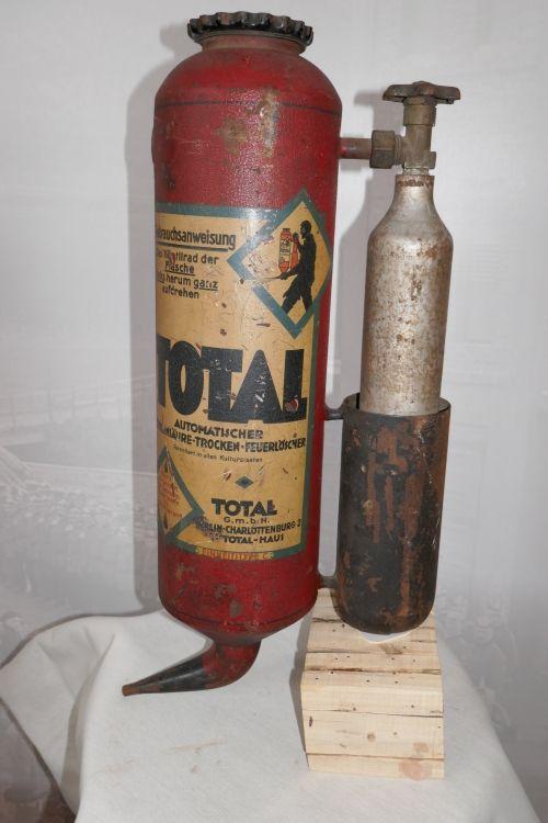 Feuerlöscher TOTAL